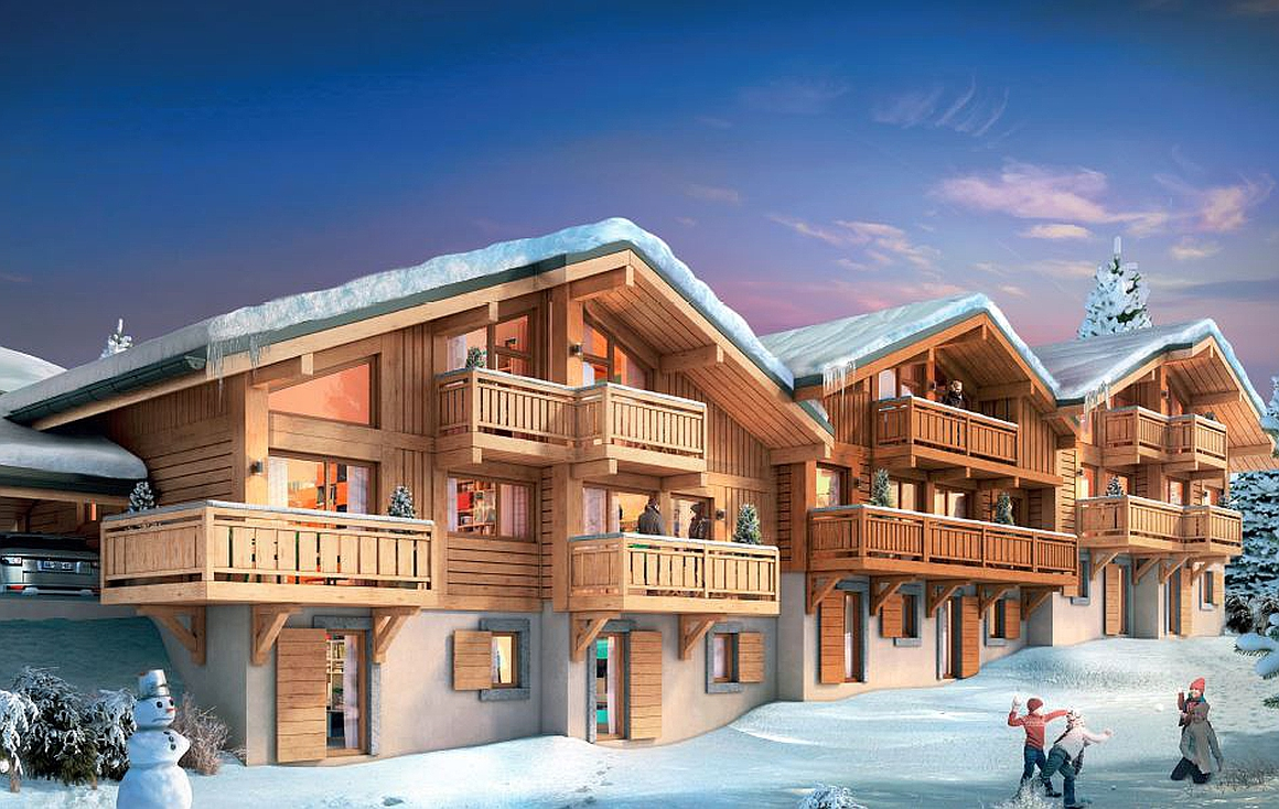 Apartments for sale in Samoens