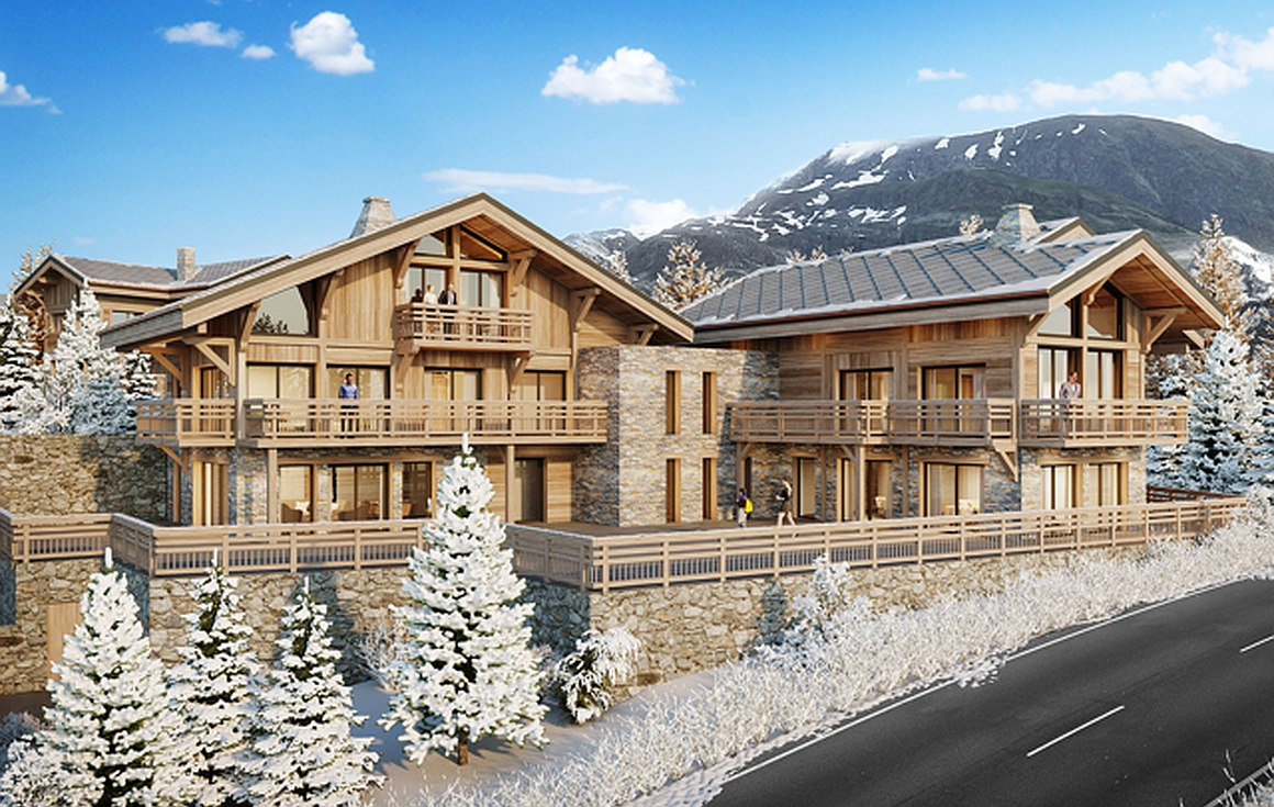 The apartments for sale in Alpe d'Huez