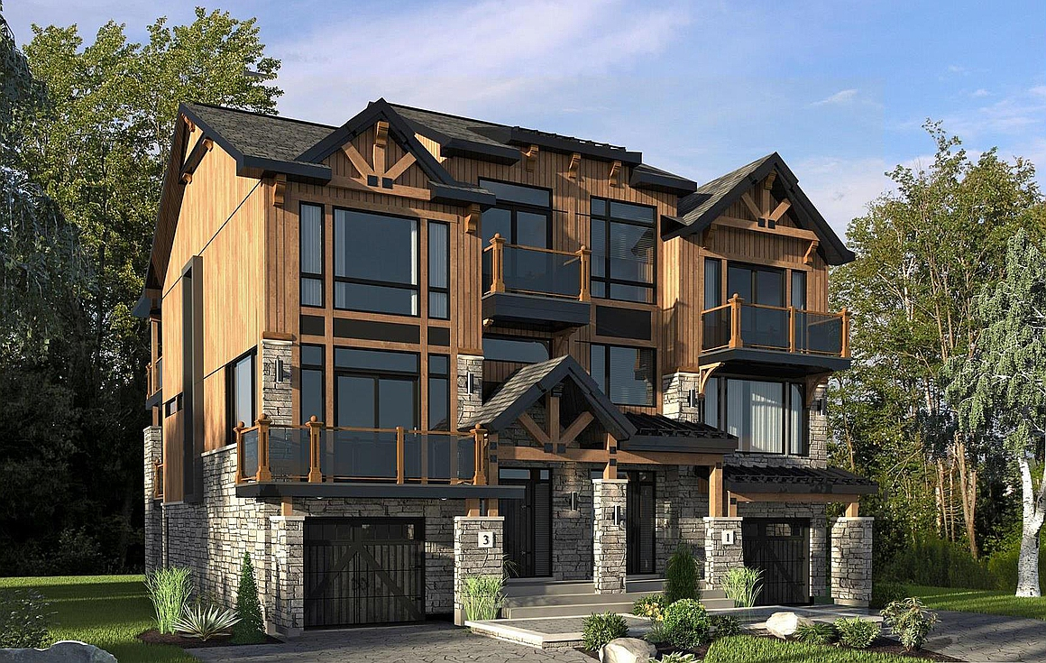 Semi detached Townhouses for sale in Mont Tremblant