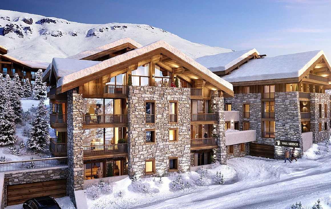 Outstanding ski in and out Val d'Isere apartments