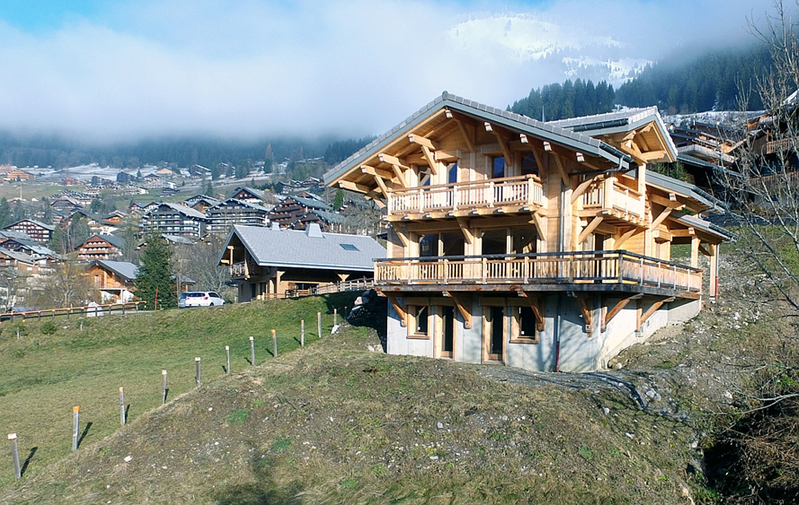 Chalet for sale Exterior Chatel