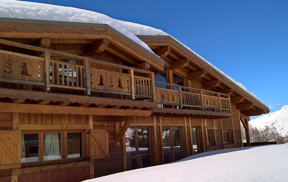Chalets for sale in Les Deux Alpes