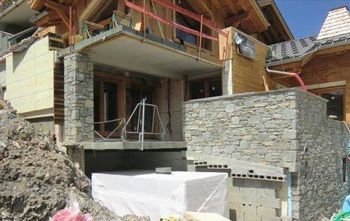Ski in apartments for sale in Les Deux Alpes