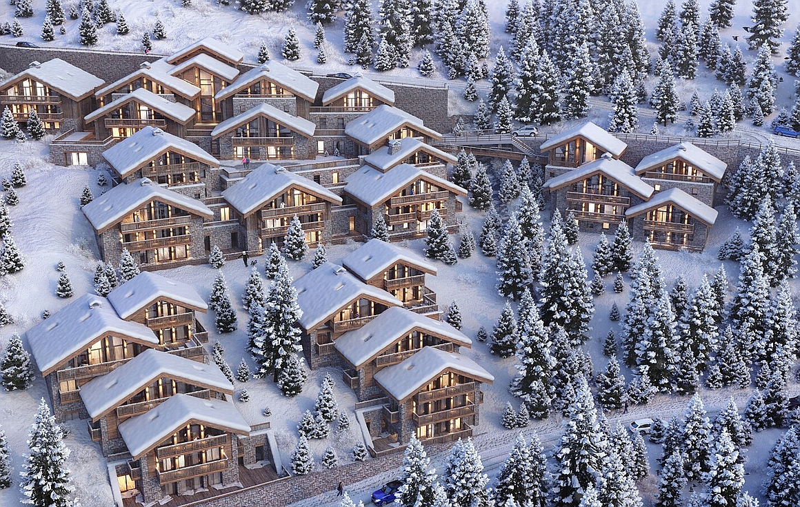 Apartments for sale in Meribel