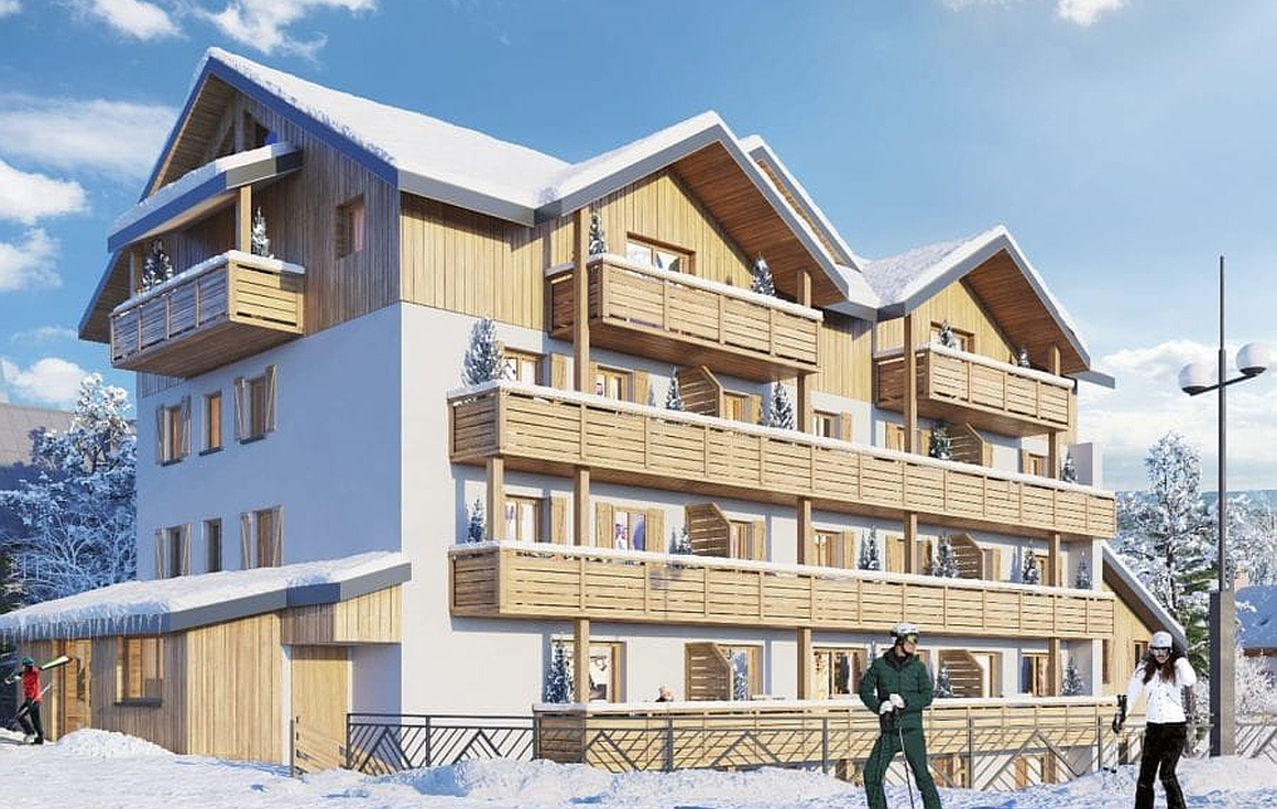 Alpe d'Huez property for sale