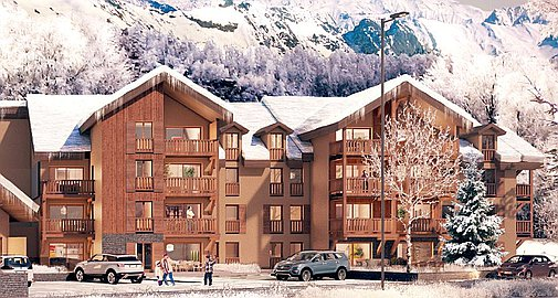Serre Chevelier apartments for sale