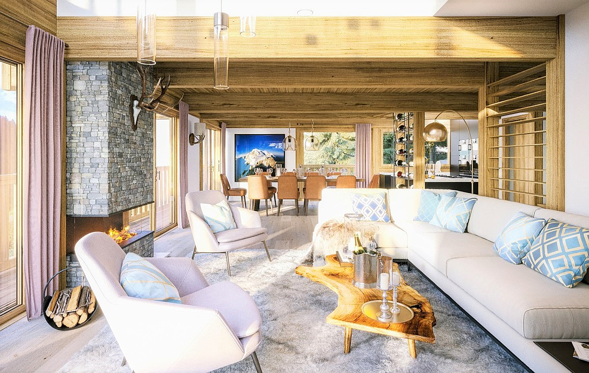The Chatel properties for sale