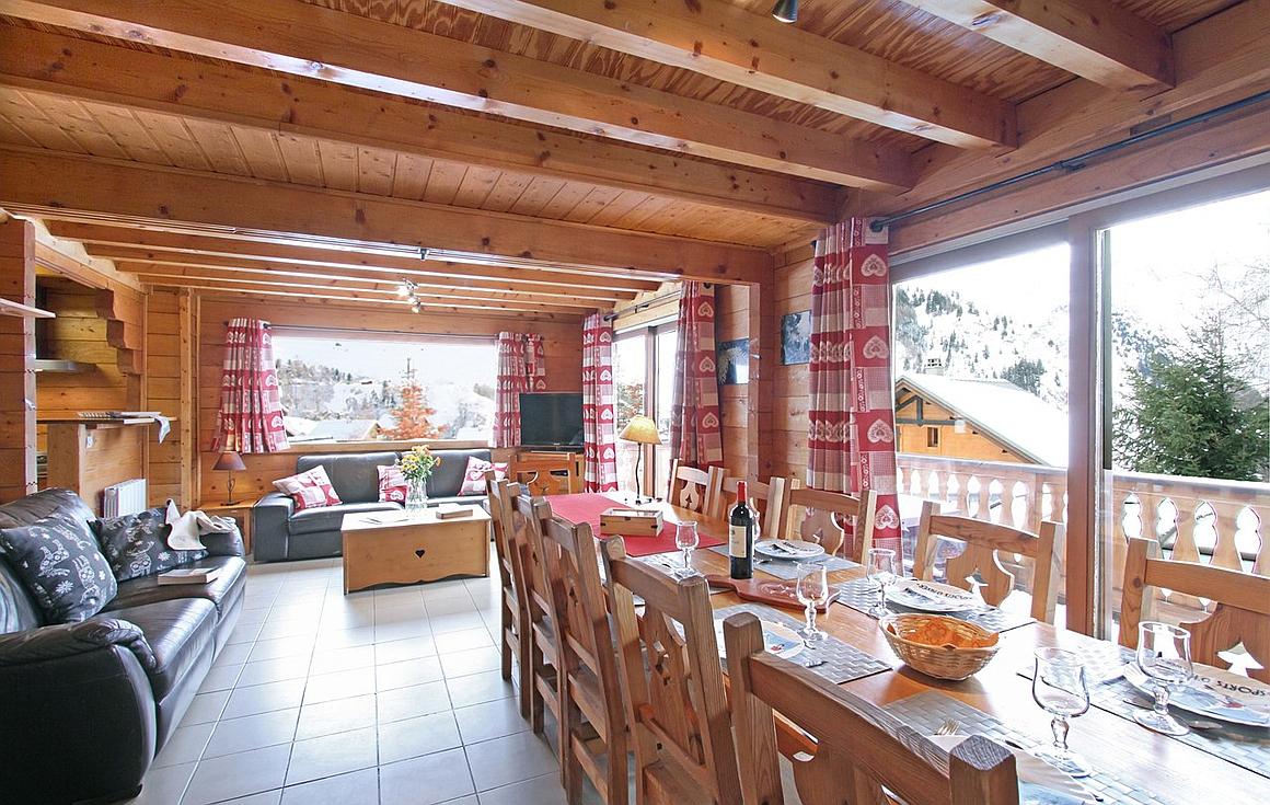 Les Deux Alpes chalet for sale