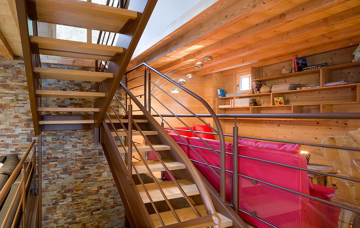 The property for sale in Chatel
