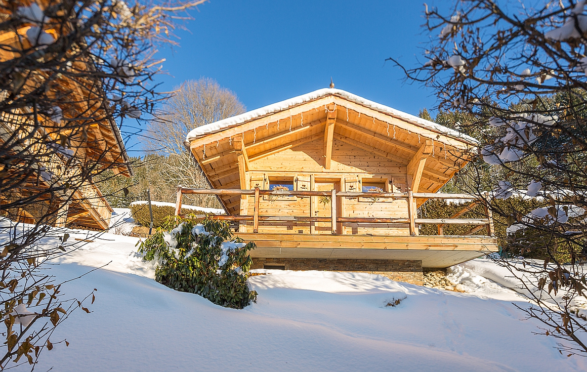 The Chatel property