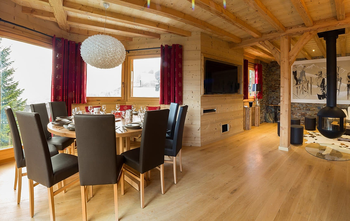 Chalet for sale in Chatel