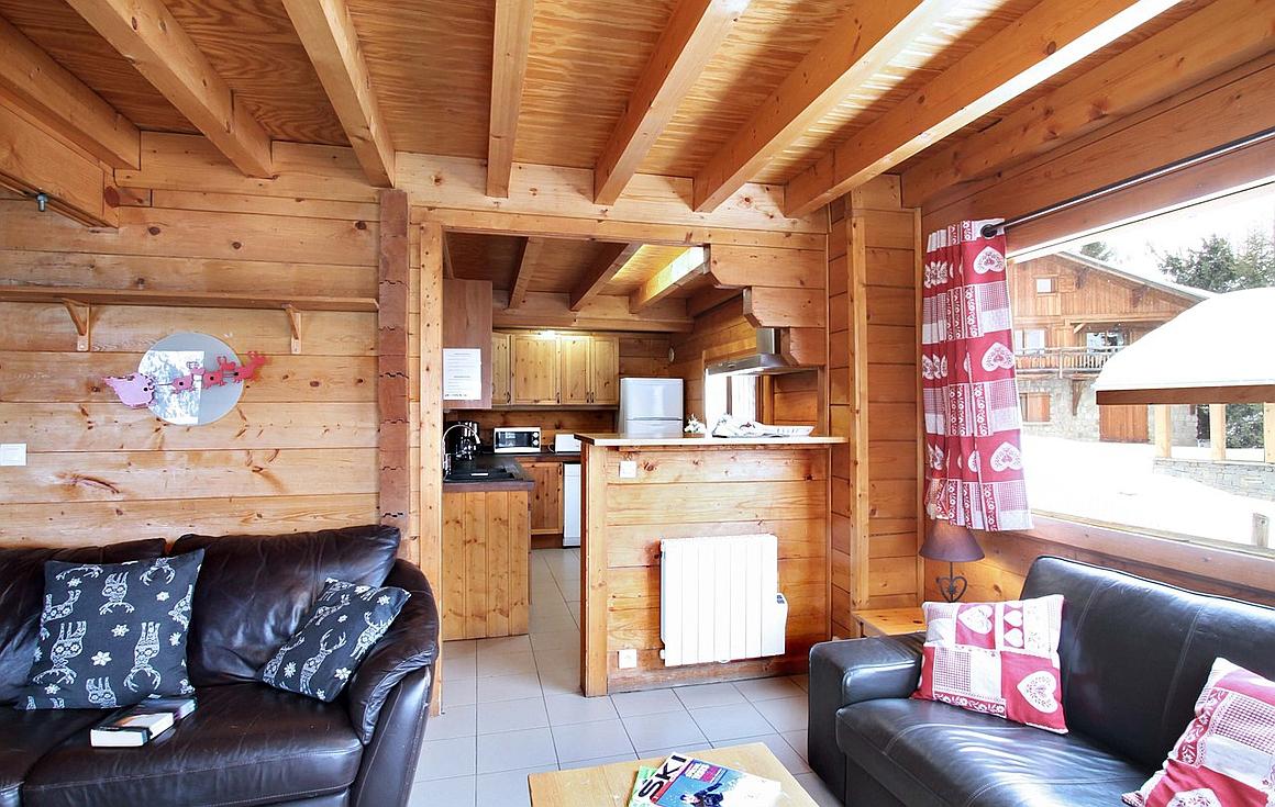 Chalet for sale in Les Deux Alpes