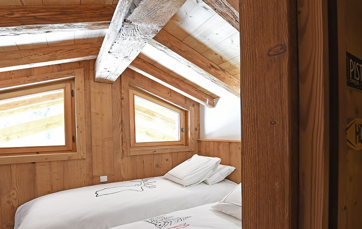 Chatel chalets finished in phase 1