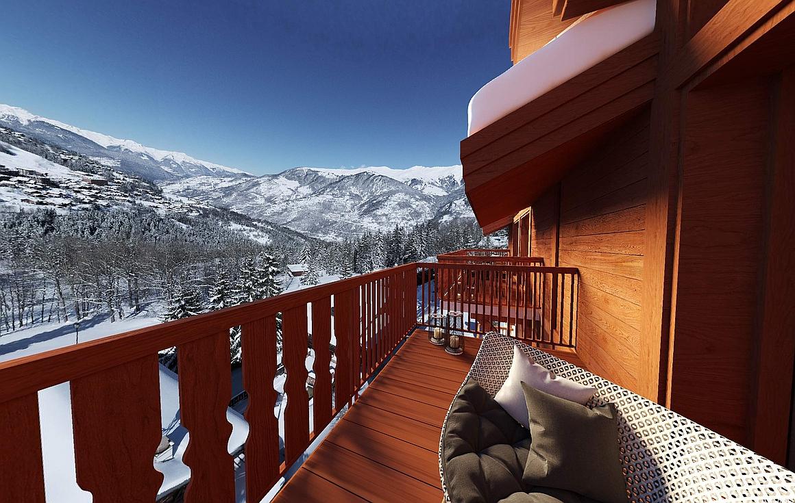 Balcony spaces