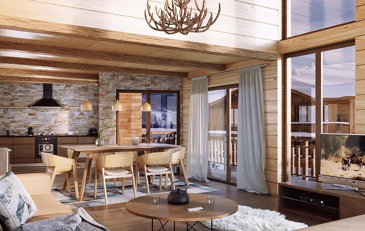 Example interiors
