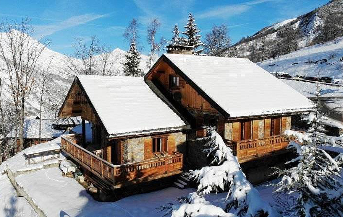 St Martin de Belleville Chalet for sale