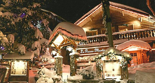 The restaurant for sale in Alpe d'Huez