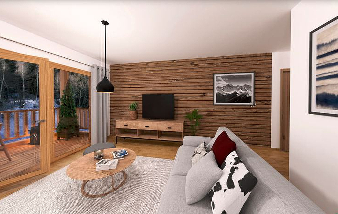 3D visual ideas of apartments