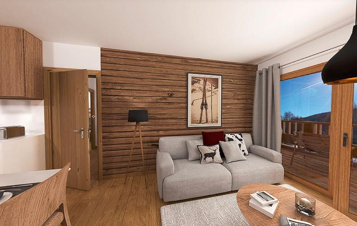 3D visual ideas of apartments