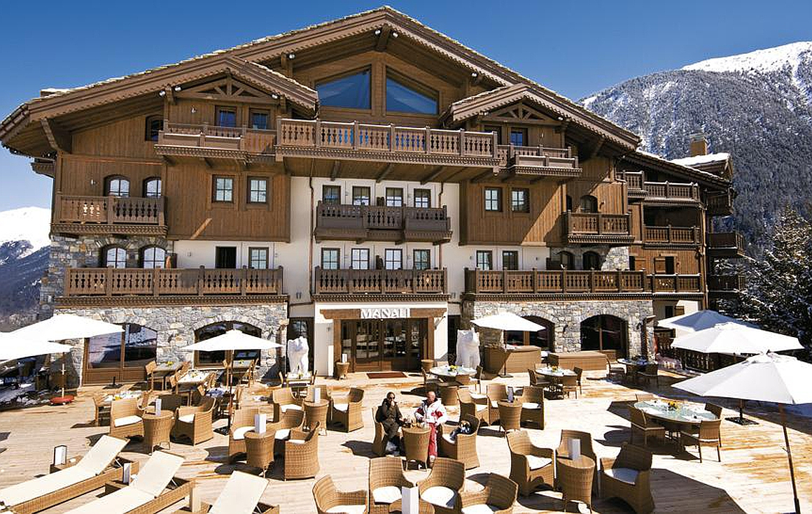 Apartments for sale in Courchevel
