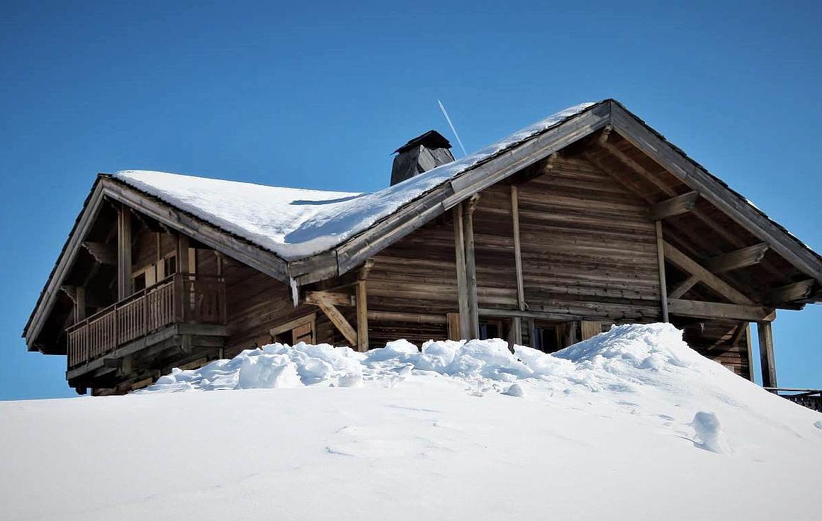 The Alpe d'Huez chalet for sale