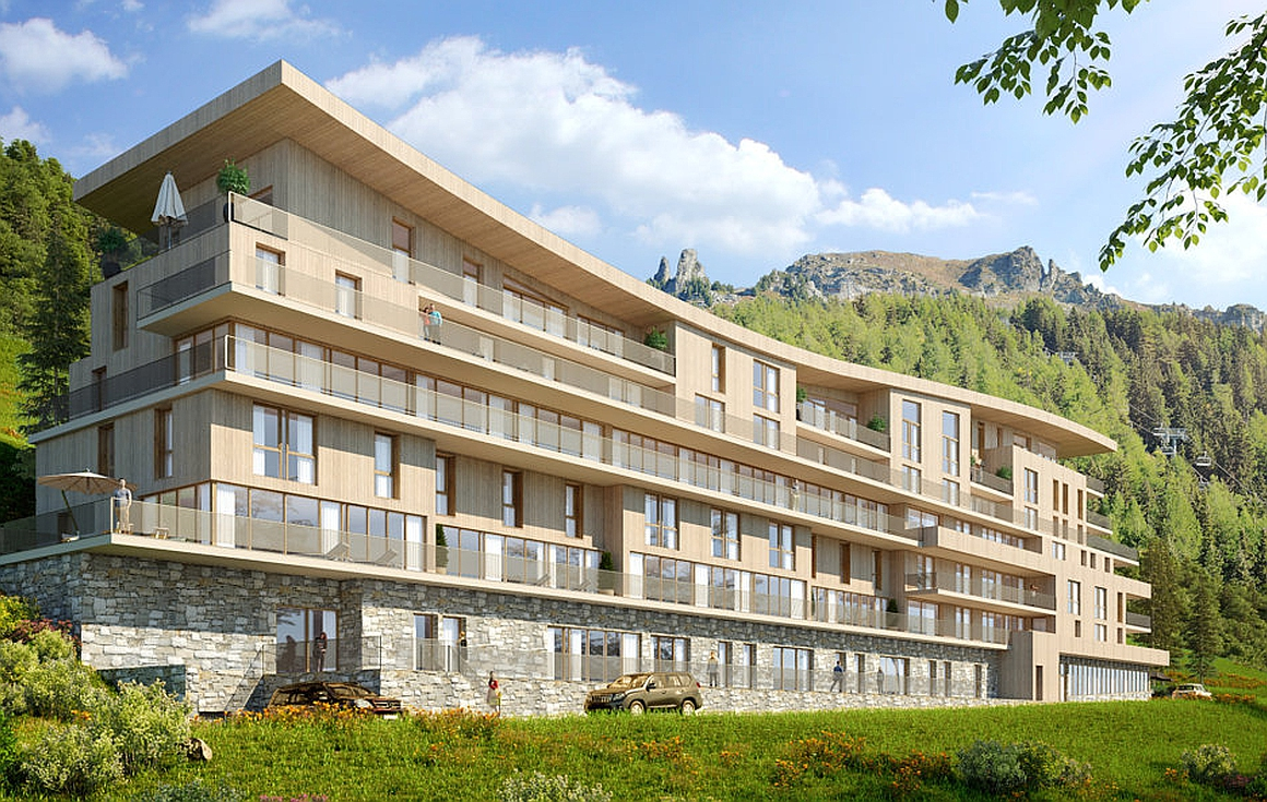 Les Arcs property for sale