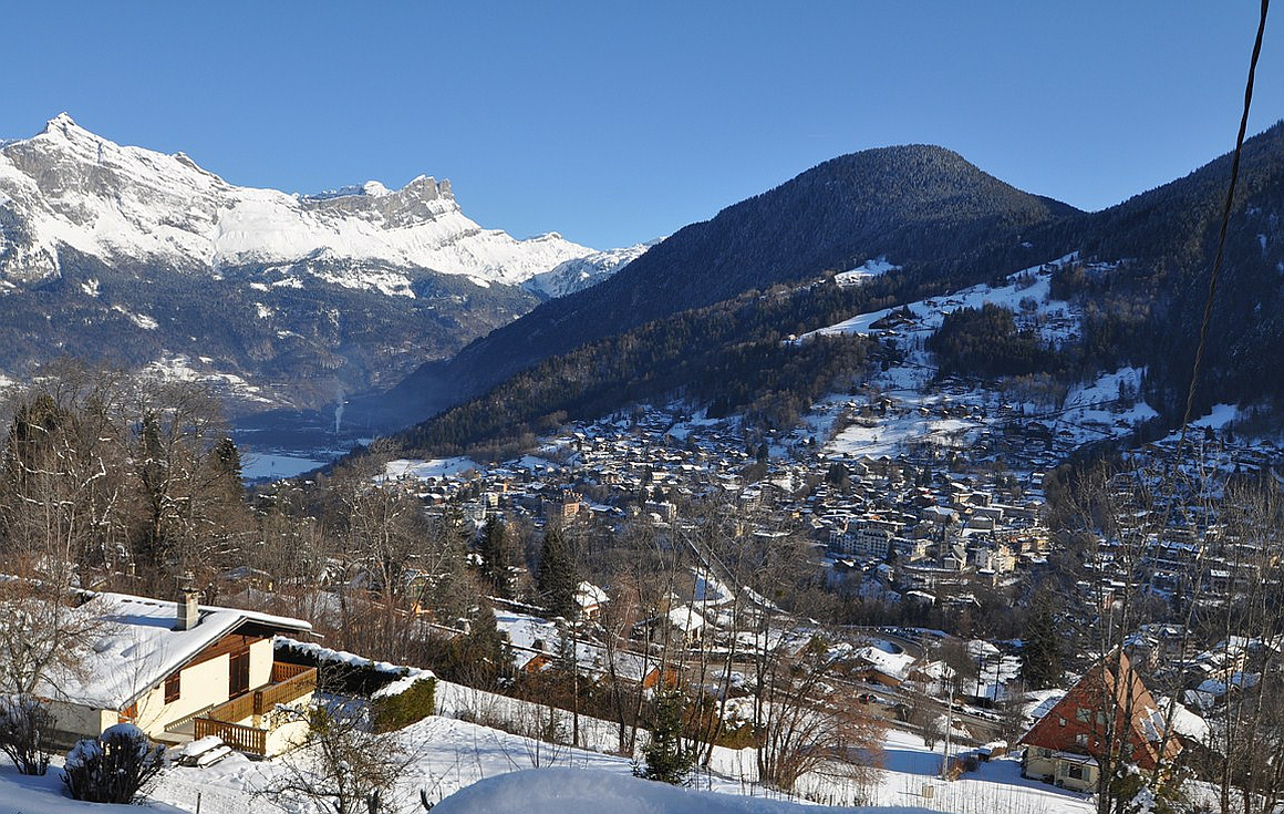 Views of St Gervais