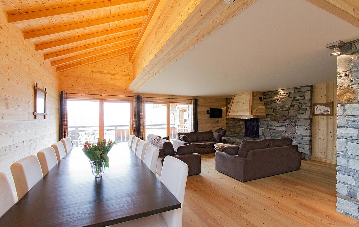 The second Les Deux Alpes apartment for sale