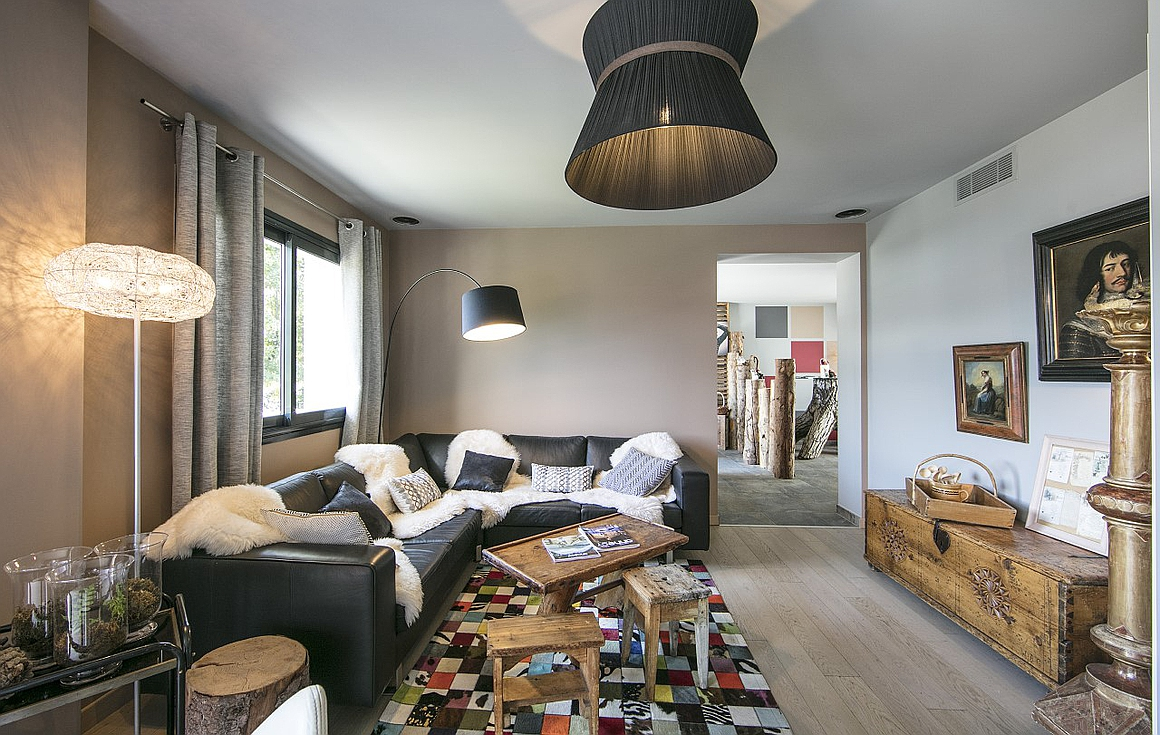Living area Annecy