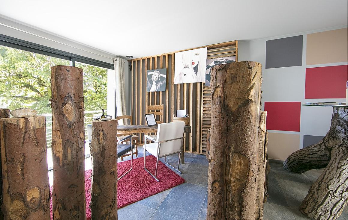 Modern house Annecy
