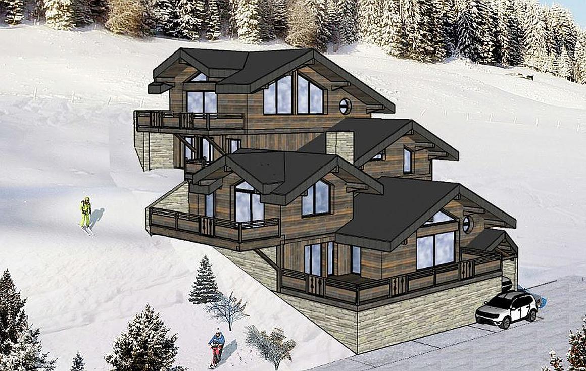 Ski in apartments for sale