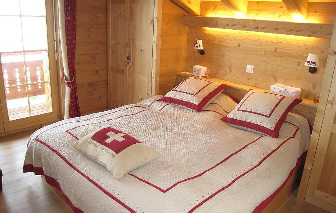 Suptuous bedrooms