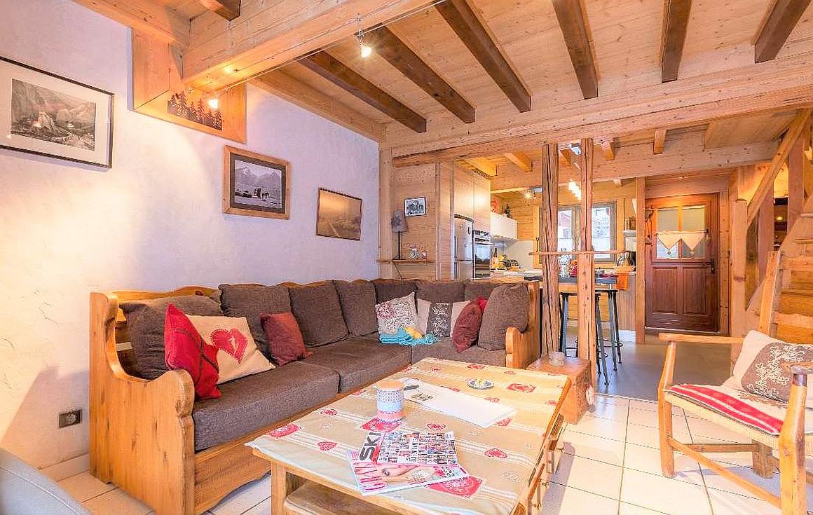 The Les Deux Alpes chalet for sale