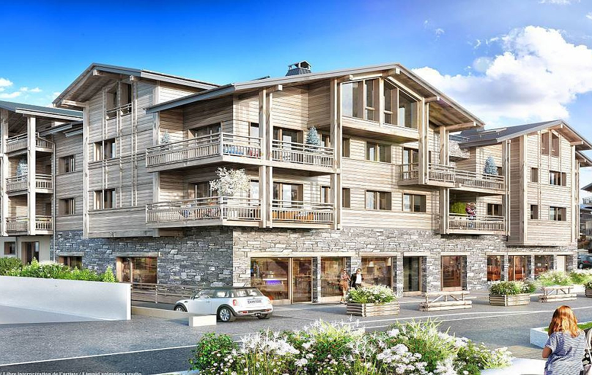 Apartments for sale in Les Gets