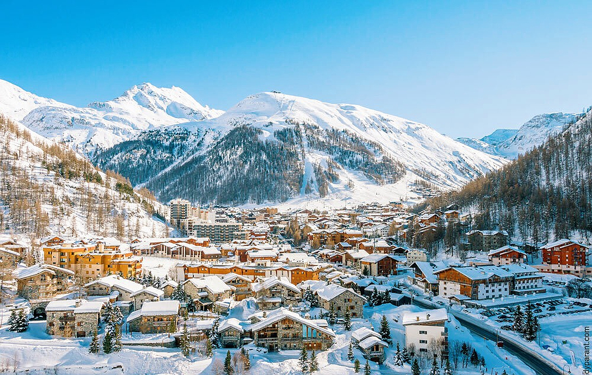 View of the Apartment for sale in Val d'Isere