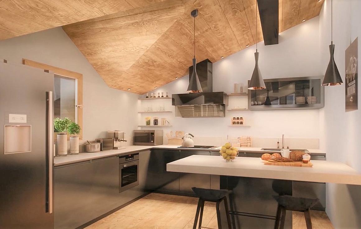 Example kitchens