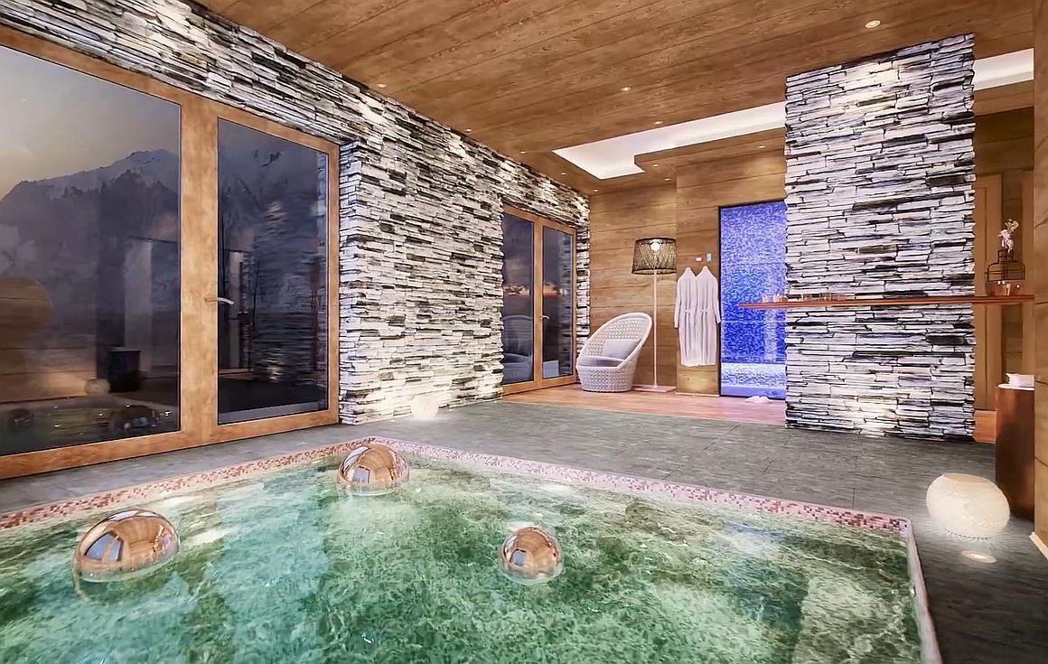 Fantastic spa facilities