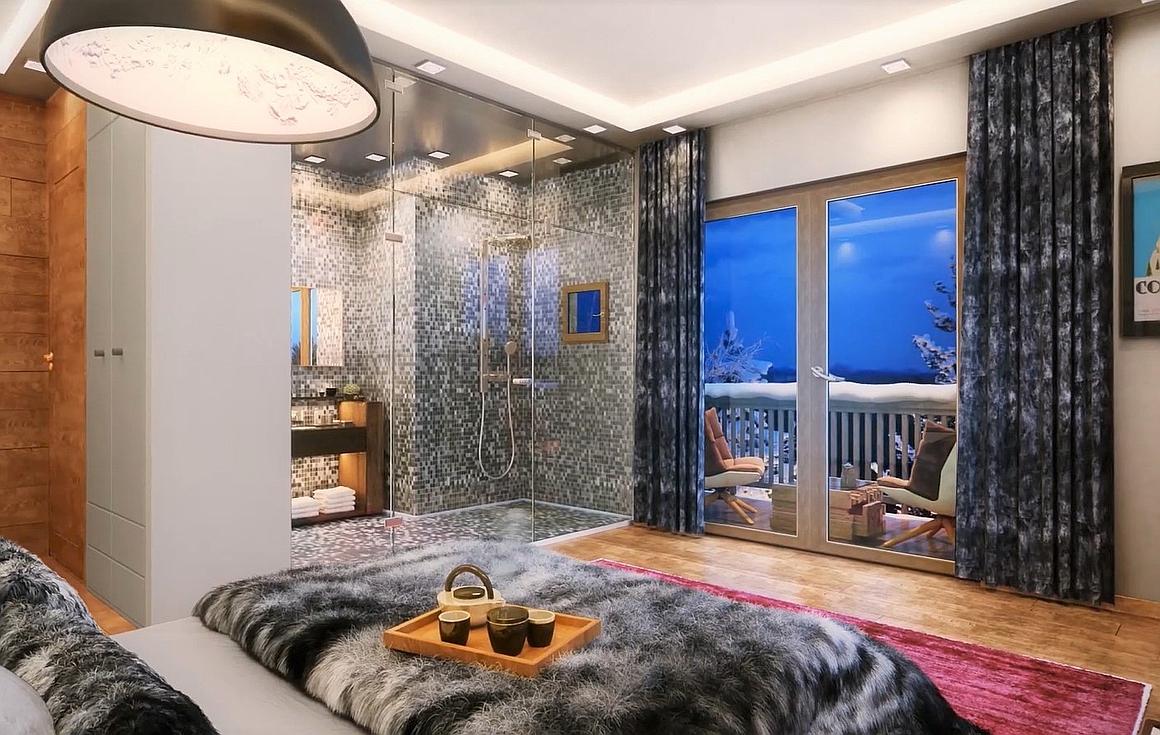 Outstanding bedrooms