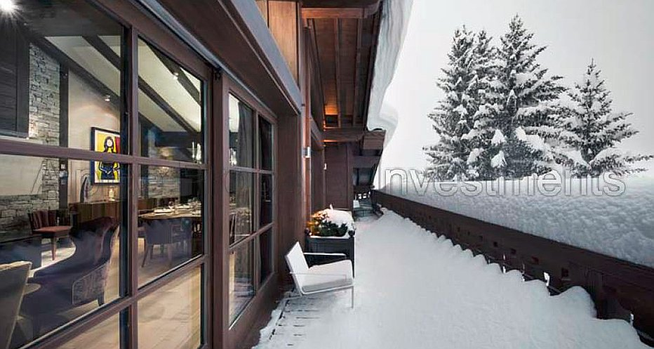 The magnificent chalet