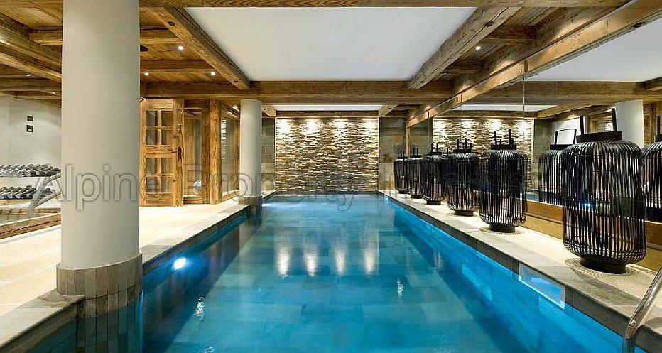 Luxury SPA - Swimming pool