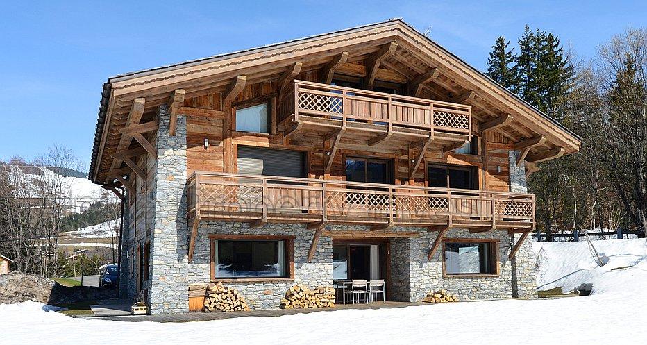 Chalet to rent Mont d'Arbois