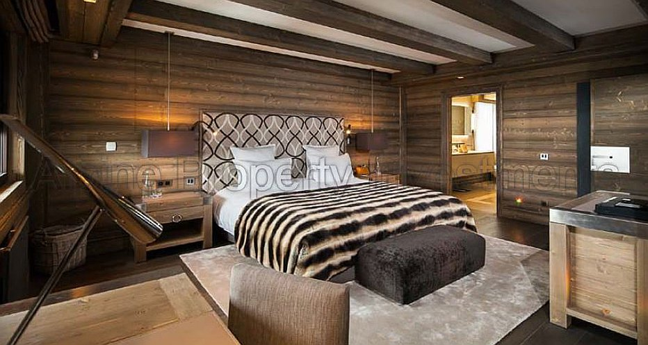 Stunning en-suite bedrooms
