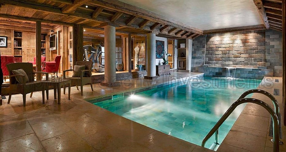Outstanding SPA area