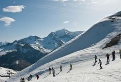 La Plagne, Savoie, Rhone Alps