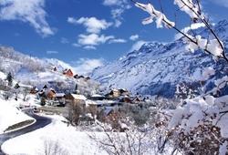 Vaujany, Alpe-d'Huez, Savoie