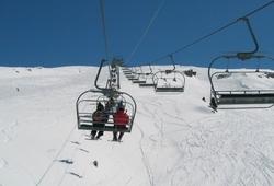 Les Menuires, Savoie, Rhone Alps
