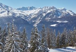 La Rosiere, Haute Savoie, Rhone Alps
