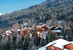 La Tania, Savoie, Rhone Alps