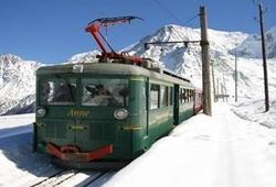 Saint-Gervais-les-Bains, Haute-Savoie, Rhones Alps
