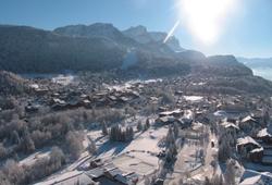 Les Carroz-d'Araches, Haute Savoie